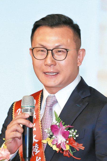 墨力國際董事長柯梓凱 一芳/提供
