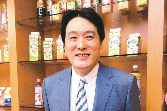 統一董事長羅智先