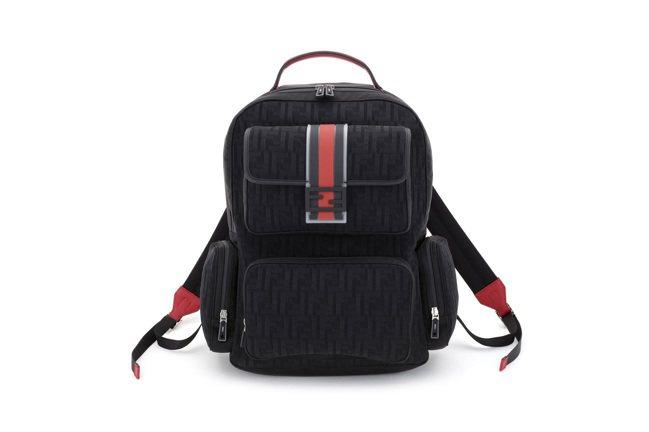 FENDI Baguette Pack Large包款,價格店洽。圖/FENDI...