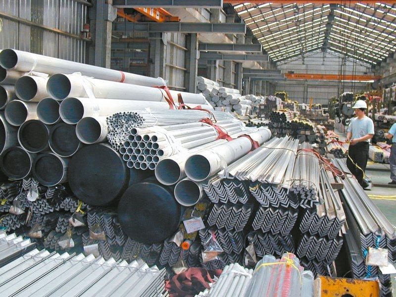 經濟部投資台灣事務所通過全球第三大不銹鋼管製造商彰源企業返台投資6億元。 本報系資料庫