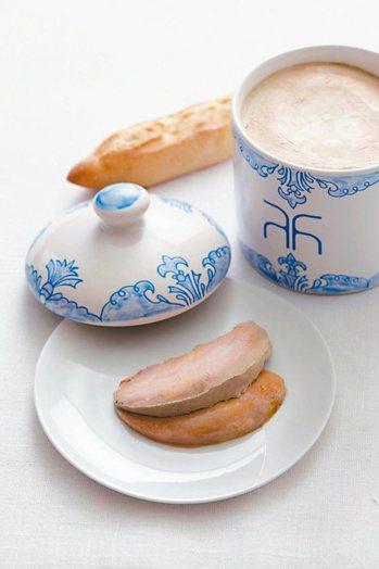 三星餐廳Auberge de L'Ill知名的鵝肝醬,色澤若胭脂,味道優雅,堪稱...