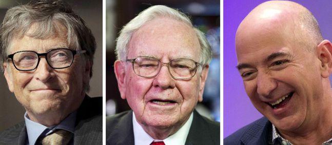 美國參議員華倫提議課徵稅率上看6%的富人稅,若未來果真付諸實施,微軟共同創辦人蓋...