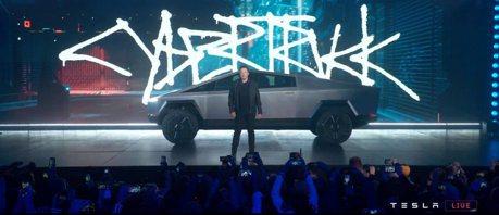 這真的是車嗎?Tesla Cybertruck電動皮卡發表 顛覆你對車的想像!