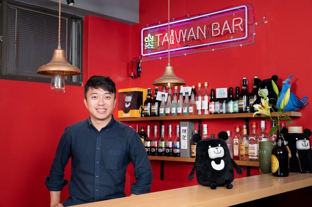 今年台灣吧決定另行成立「大抓周協會」,鎖定教育現場推出創新內容。 圖/吳欣穎攝影