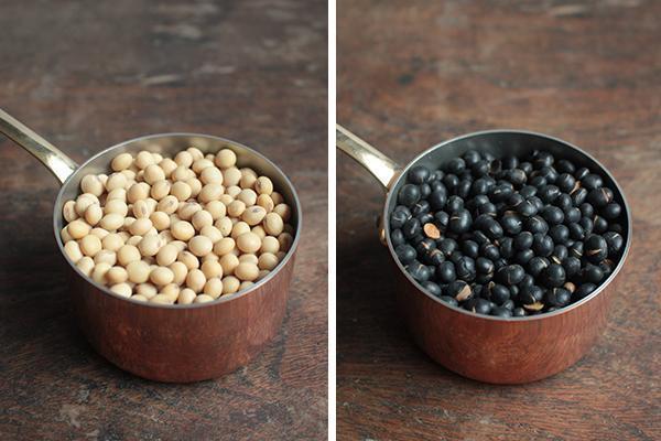 黃豆、黑豆等豆類名列首位,是絕佳蛋白質來源! 圖片提供/台灣好食材