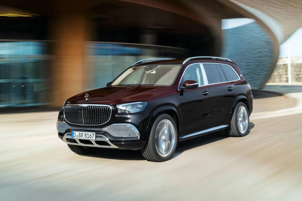Mercedes-Maybach GLS 600 4MATIC搭載4.0升V8雙...