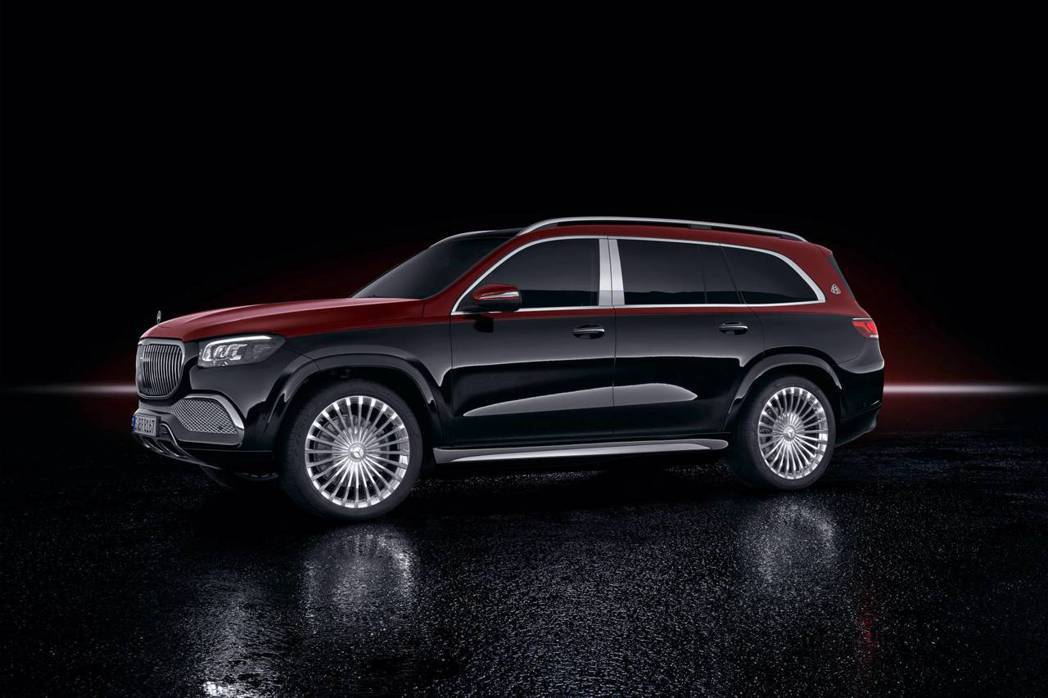 Mercedes-Maybach GLS 600 4MATIC。 摘自Merce...