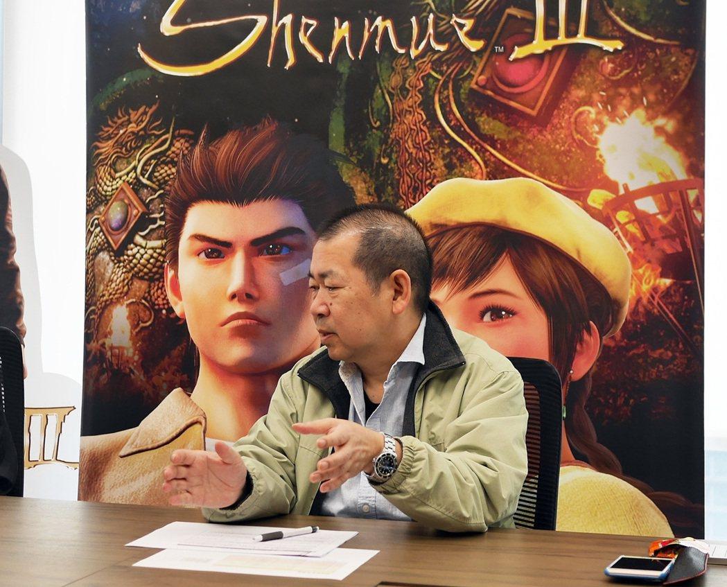 鈴木裕表示,這次的《莎木3》完全以回饋粉絲的角度所製作,數度的延期都是為了力求品...