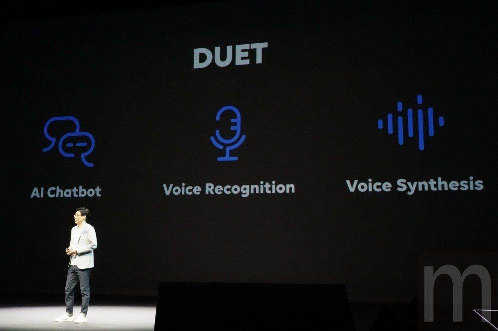 今年6月在LINE年度大會提出的DUET計畫,在此次LINE開發者大會上正式定名...