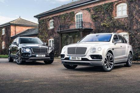 Bentley Bentayga新增四人座、七人座選配 滿足不同客製需求