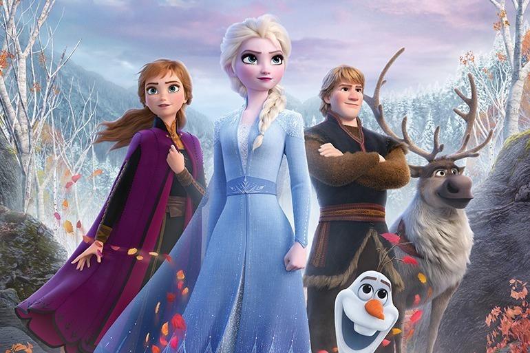 《冰雪奇緣2》當公主們再度扯上政治
