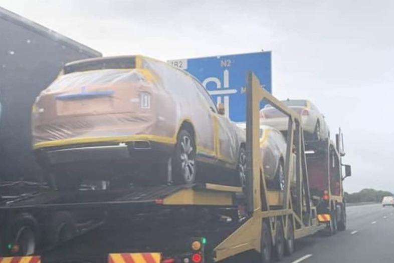 一次交19台勞斯萊斯的超狂非洲國王!還買了120輛BMW!