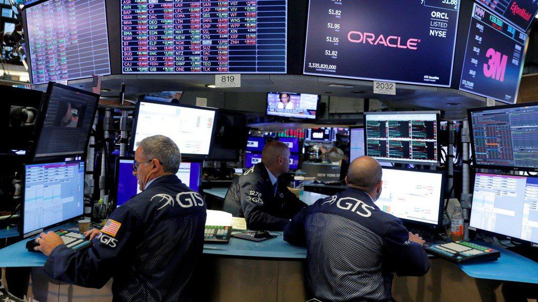 美股周四下跌,美中貿易協議前景不明。  (路透)