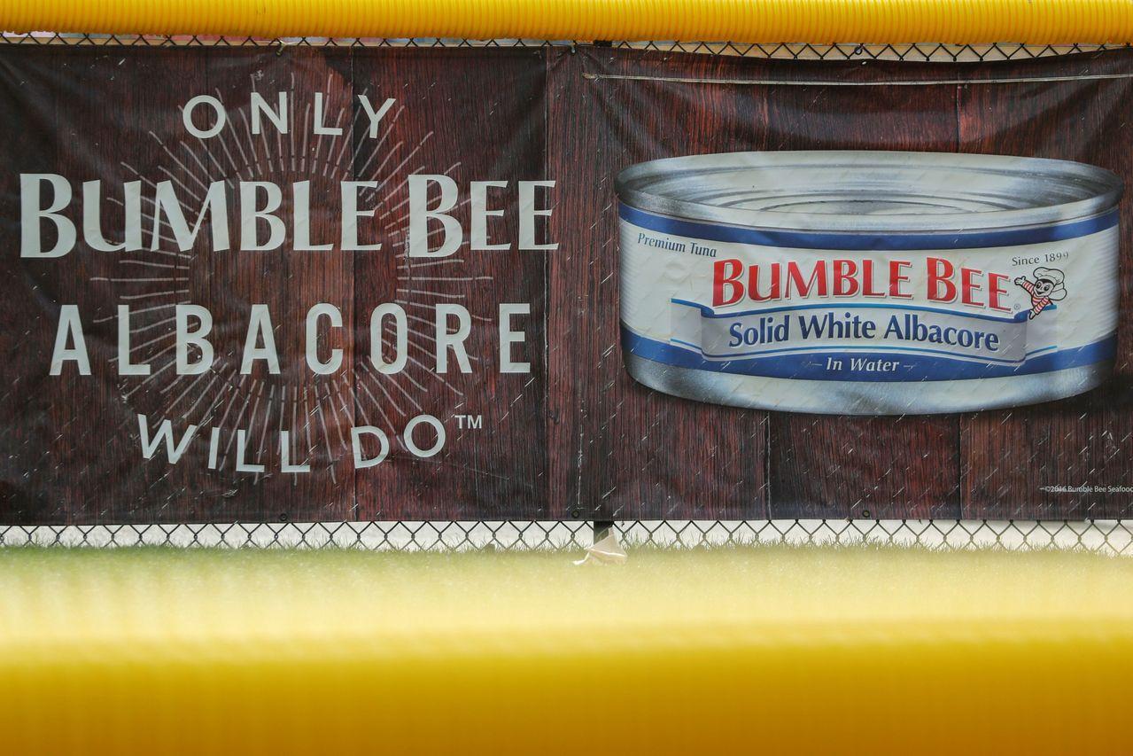 Bumble Bee準備賣給台灣豐群水產。 路透