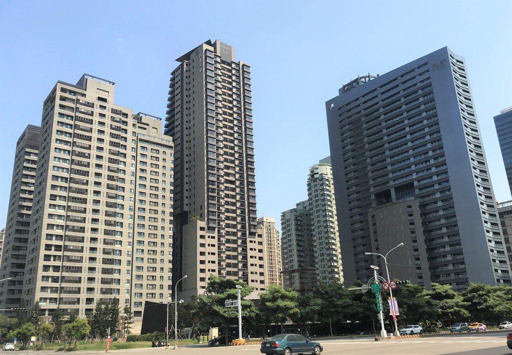 台中房市 記者游智文/攝影