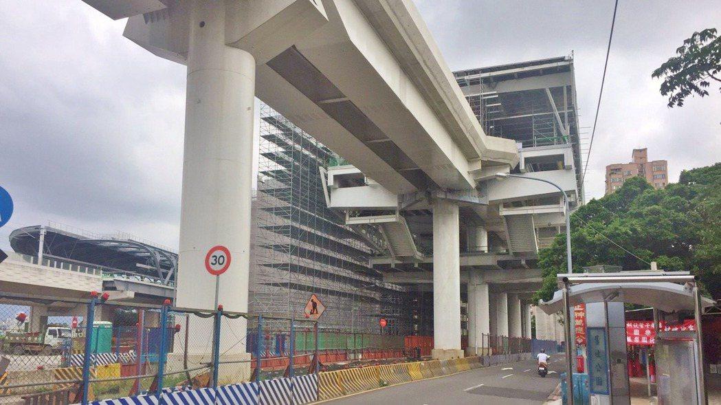 台中捷運綠線松竹站。   圖/永慶房屋提供