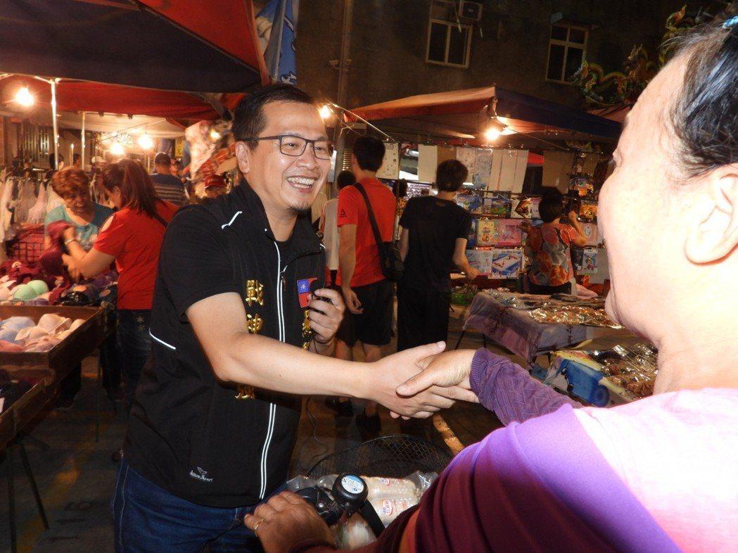 台北市議員羅智強。報系資料照