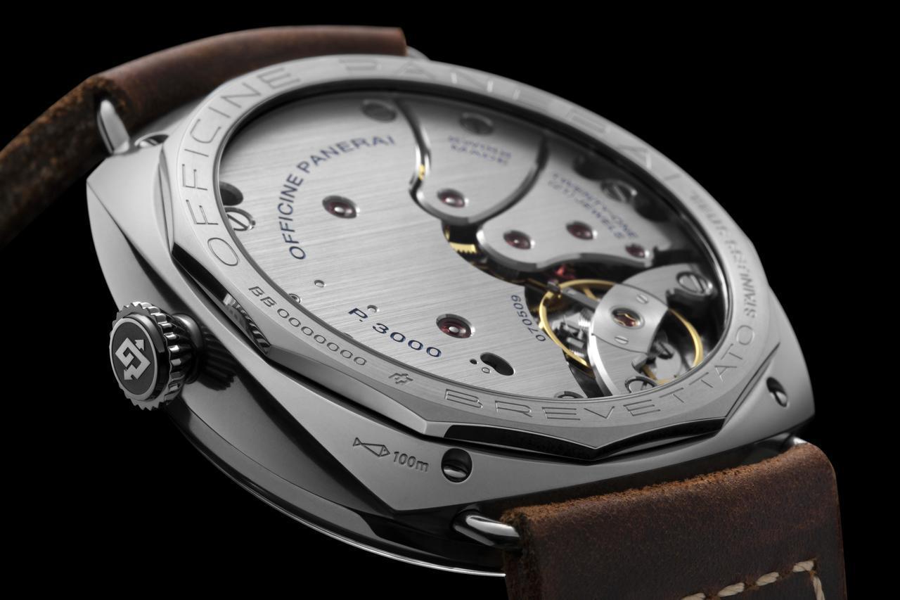 沛納海,Radiomir California PAM00931腕錶,使用了自製...