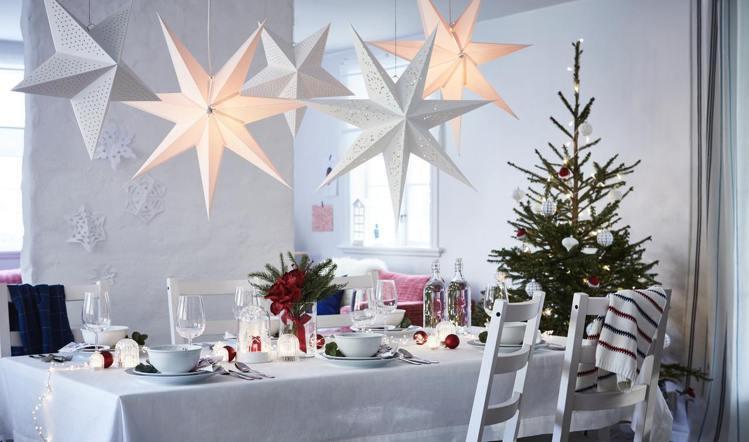 IKEA推出300多項耶誕系列新品。圖/IKEA提供