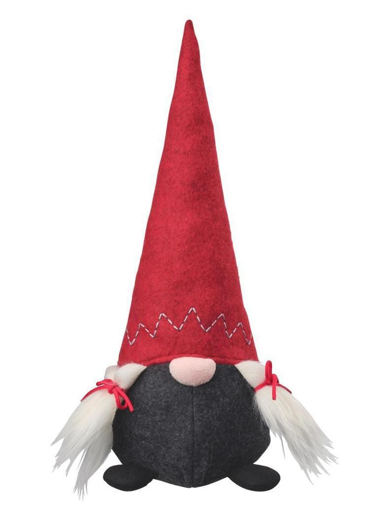 IKEA VINTERFEST耶誕老人裝飾品,售價249元。圖/IKEA提供