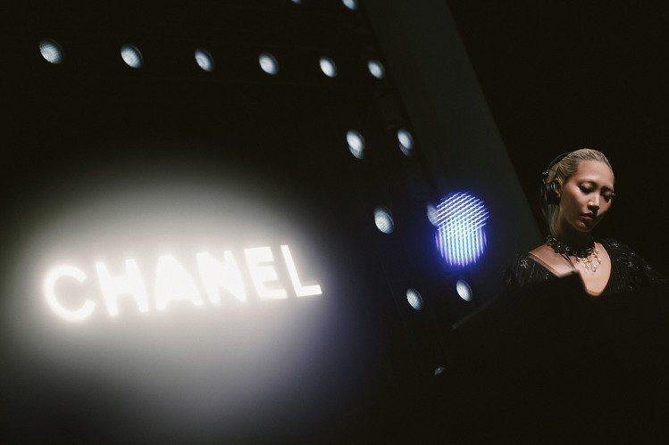 韓國超模Soo Joo Park特別來台,還擔任after party的DJ。圖...