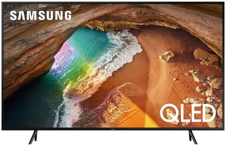 SAMSUNG 55型QLED量子電視,市價44,900元、全國電子特價34,9...