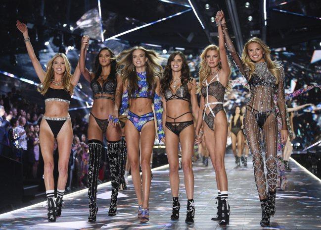 維密時尚大秀今年確認停辦。    美聯社