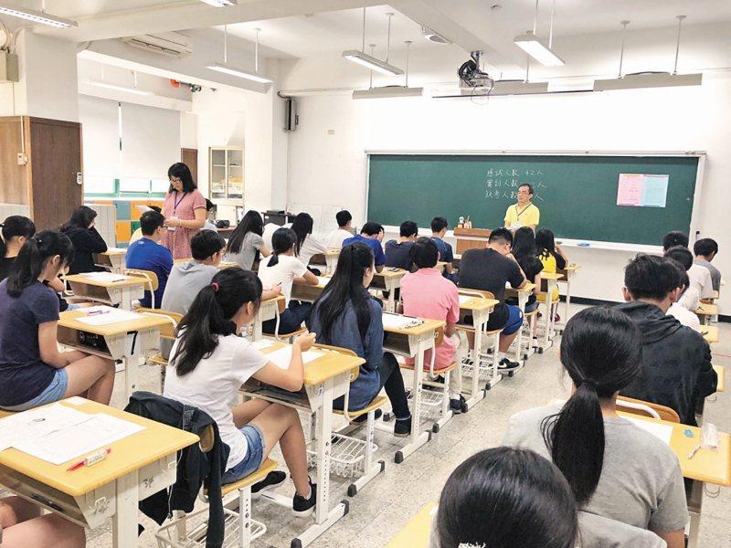 自來水公司預計招考206人。圖為示意圖 圖/台北市教育局提供