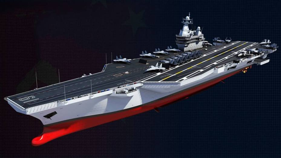 中國第三艘航母的總建造師是一位「80後」(1980年後出生),顯示中國國防科研領域已由年輕一代挑大梁。圖翻攝自大魚號