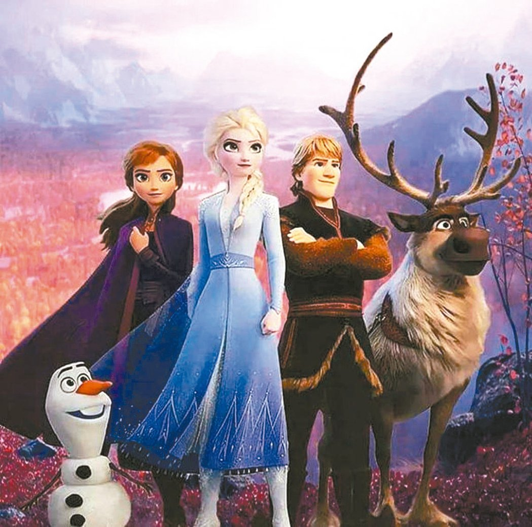 「冰雪奇緣2」來勢洶洶,票房備受各方期待。 圖/迪士尼提供