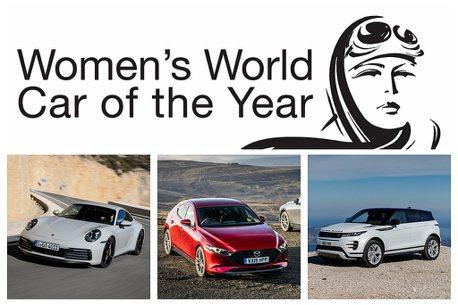 女人看車大不同?Women年度風雲車出爐Mazda 3、Porsche 911、BMW 8 Series入列