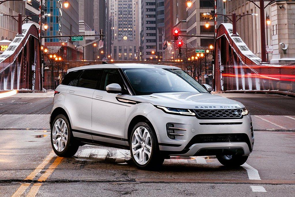 即將在台灣發表上市的全新第二代Land Rover Range Rover Ev...