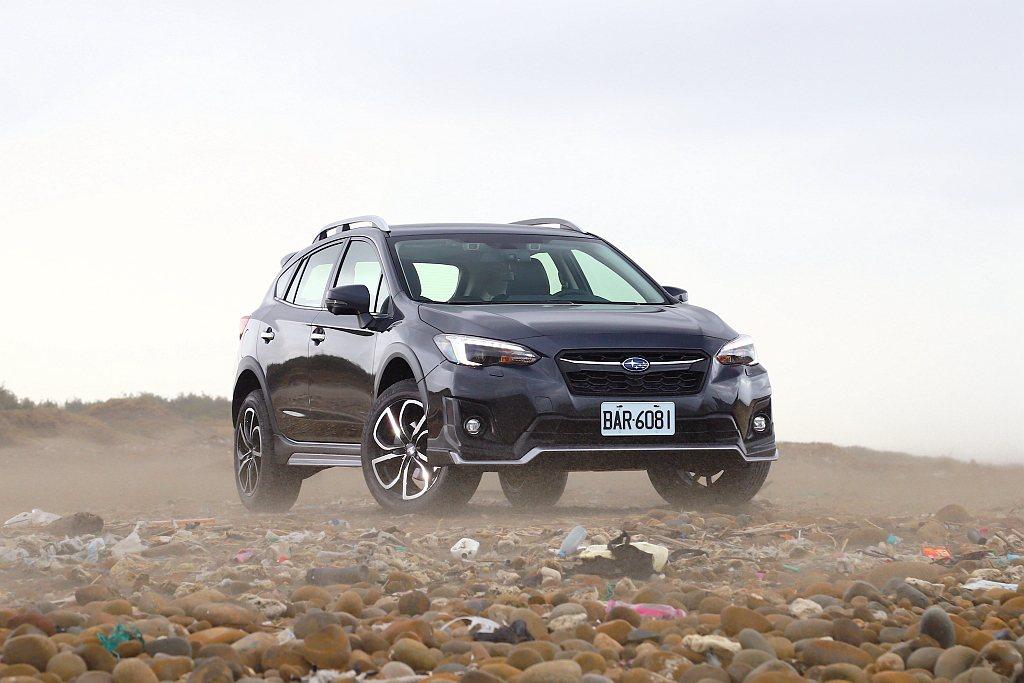 Subaru GT Edition特仕車台灣首發XV,也將替未來品牌帶來更多個性...
