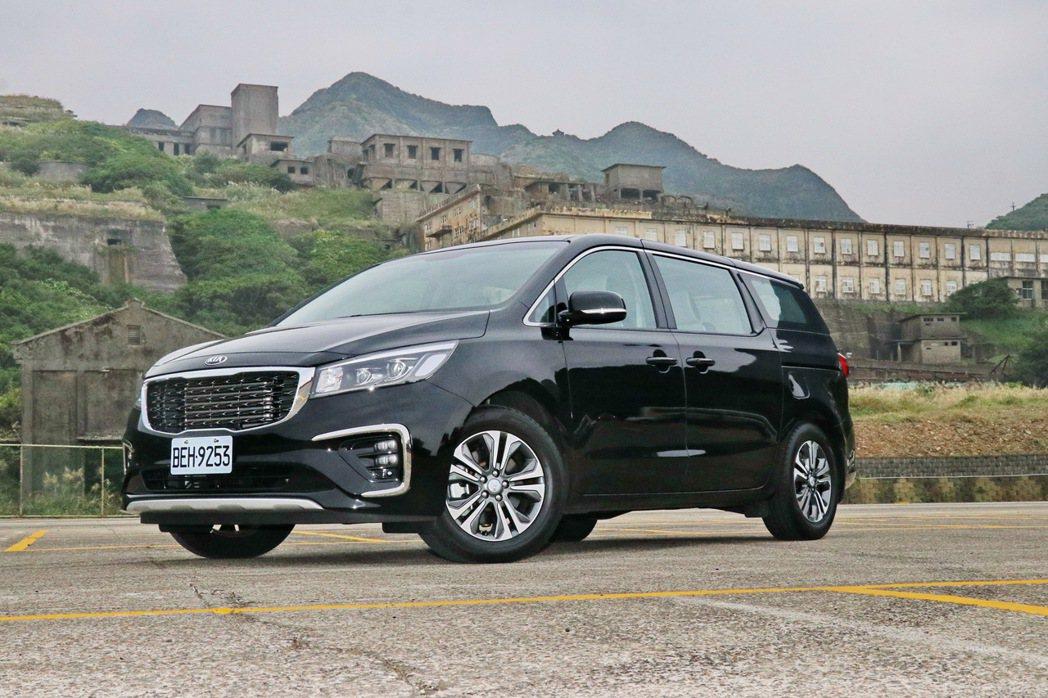 韓式的Kia Grand Carnival加入台灣市場,增加更多元的購車選項。 ...