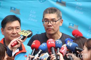 韓國瑜罵三立 <u>連勝文</u>跟進:林「壕」實質影響民進黨