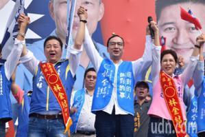 談不分區名單 朱立倫:靜下心支持國民黨