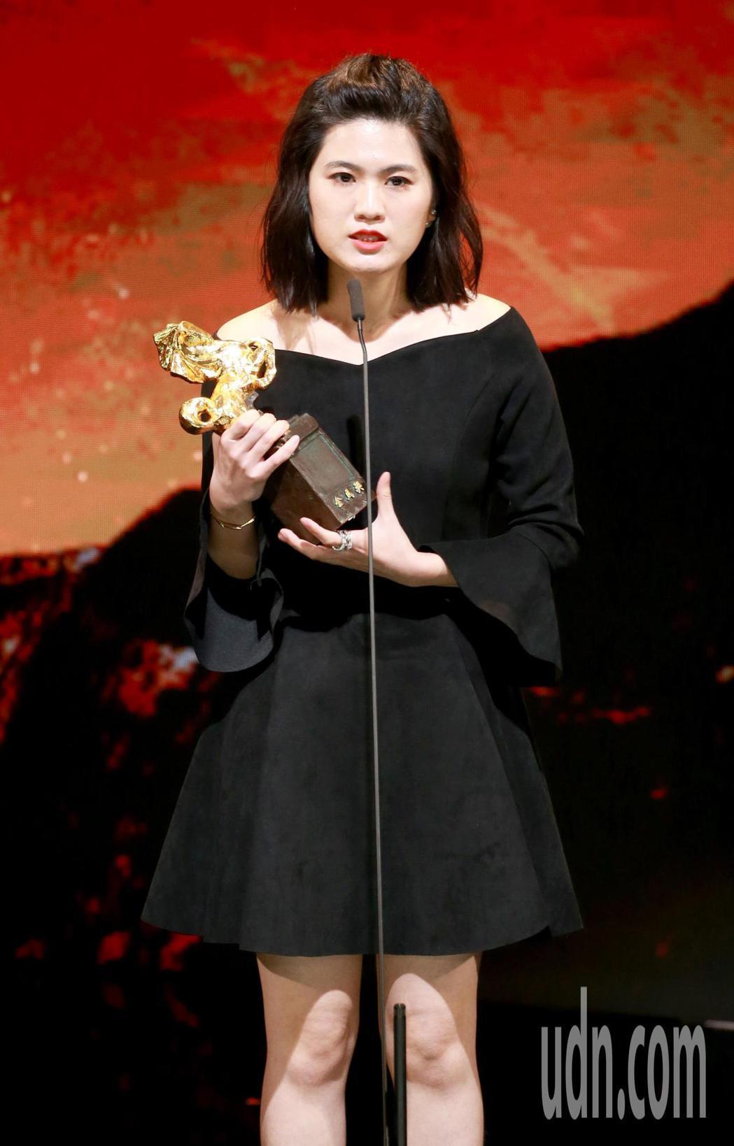 第56屆金馬獎頒獎典禮,香港導演朱凱濙以紅棗薏米花生獲得最佳劇情短片獎。記者林伯