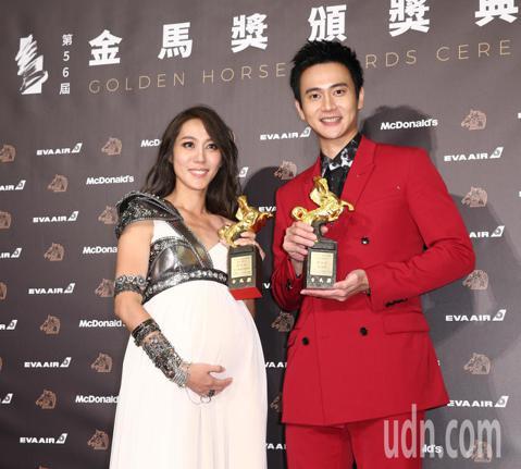 第56屆金馬獎頒獎典禮,劉冠廷獲最佳男配角獎、張詩盈獲頒最佳女配角獎。