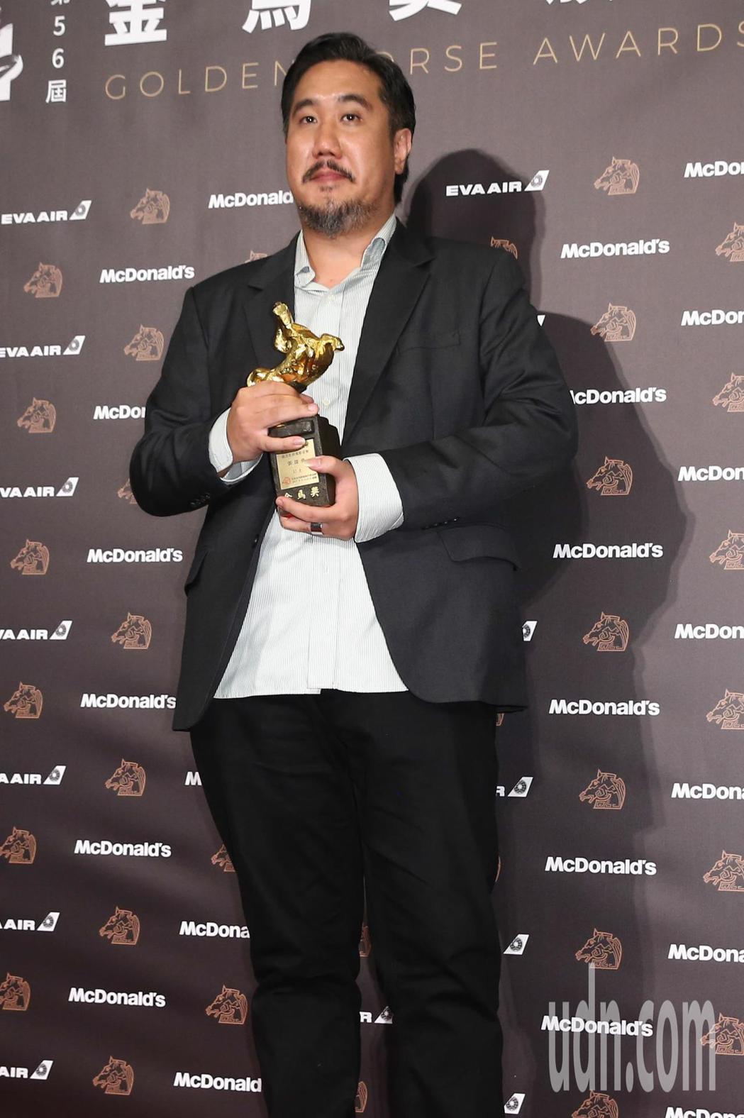 第56屆金馬獎頒獎典禮最佳原創電影歌曲,最佳原創電影音樂由「幻土」張偉勇獲得。記...