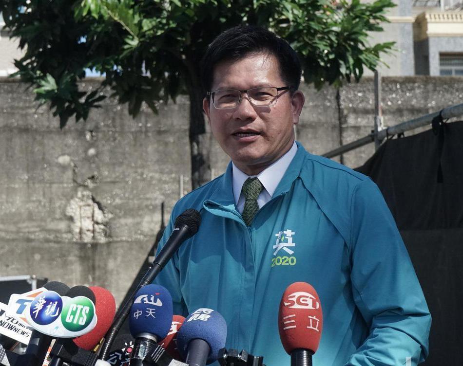 交通部長林佳龍。 圖/聯合報系資料照片