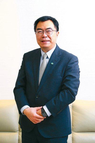 國泰投信總經理張雍川 圖/聯合報系資料照片