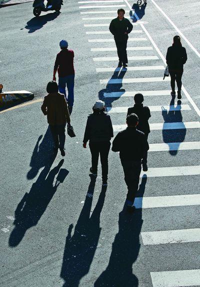 北市人口大失血,是今年六都唯一人口衰退。 圖╱聯合報系資料照片