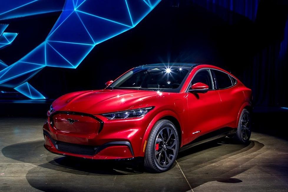 不甩貿易戰 Ford Mustang Mach-E可能會在中國生產?