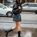 冬靴6大流行盤點!經典黑、白、棕色皮靴鞋櫃必備,時尚潮人可挑戰動物紋印花和防滑鞋底靴
