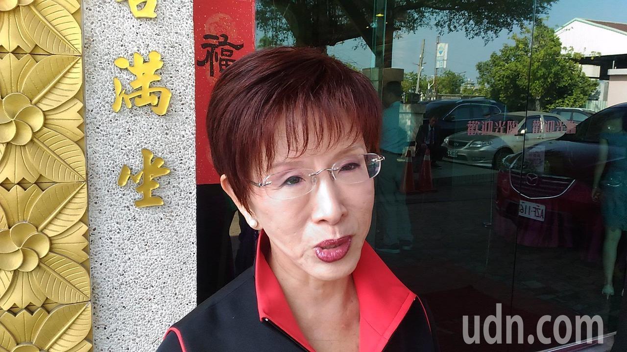 針對「共諜」王立強案,國民黨台南市第六選立委參選人洪秀柱,今天針對此事提出質疑。...