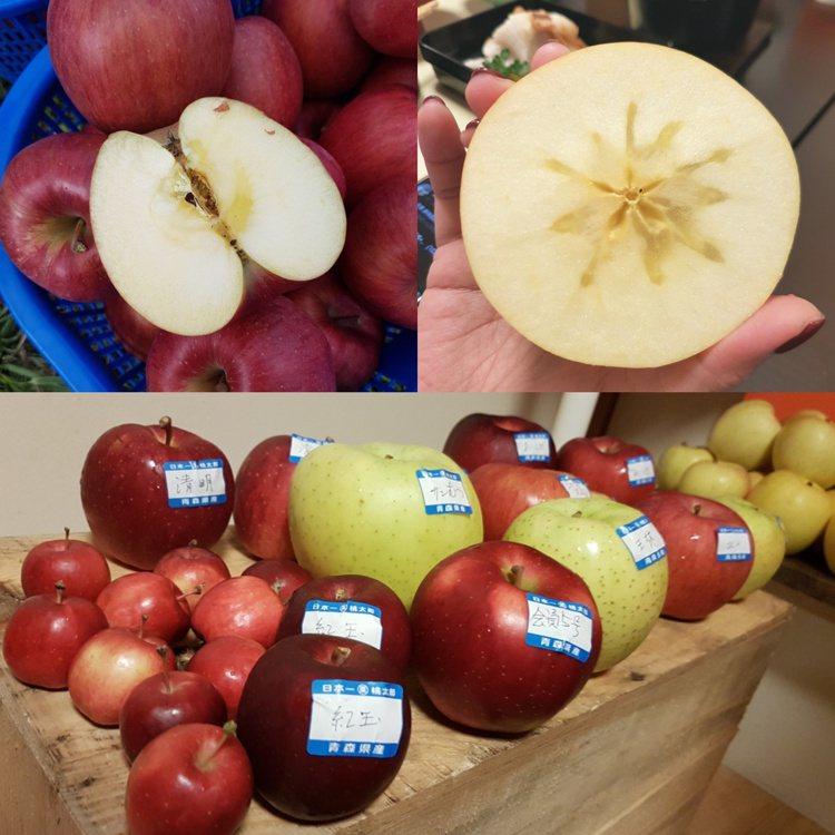 日本青森縣內栽種的蘋果約有50種,因高達全日本6成的產量,而被稱為「日本第一的蘋...