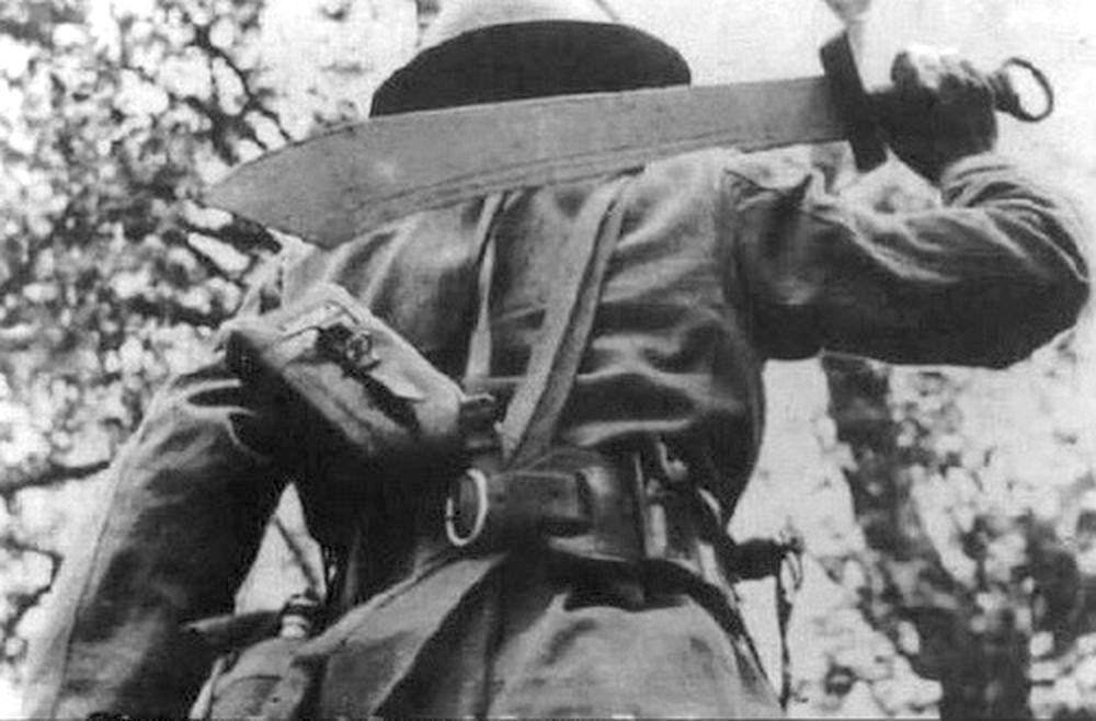 抗戰前部隊普遍缺乏重兵器,大刀仍是重要近戰單兵武器,大刀隊更是抗戰精神象徵之一。...