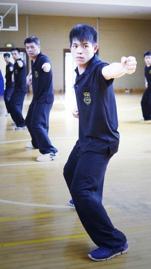 八極拳是兩岸特勤人員必學武術。圖/聯合報系資料照片