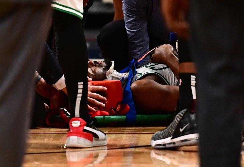 華克日前比賽受傷,預定明天復出參賽。 路透