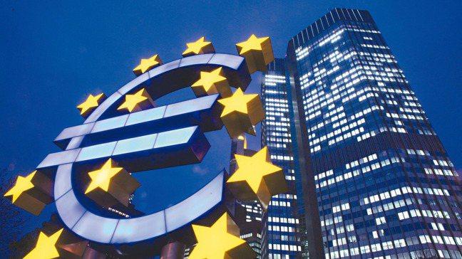 歐洲國家從2010年代初期開始實施負利率。 圖/彭博資訊